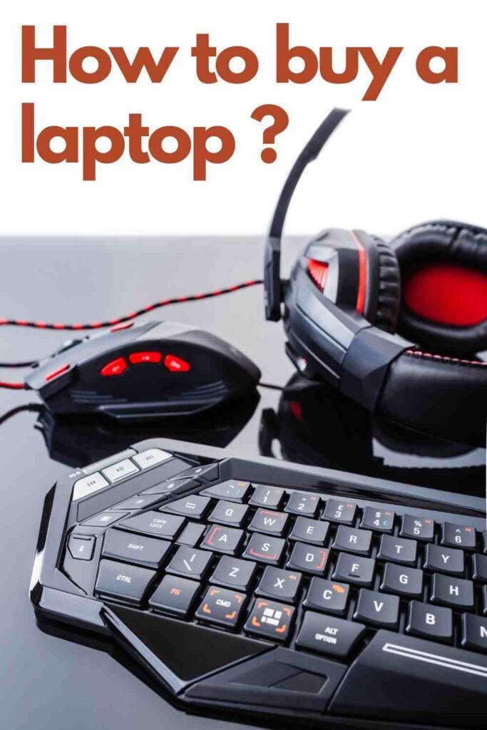how to buy best laptop